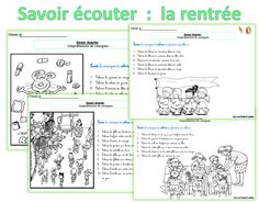 You searched for consignes - Dys é moi French Language Lessons, French Lessons, French Teacher, Teaching French, Back To School Highschool, French For Beginners, Back To School Bulletin Boards, Back To School Organization, Beginning Reading