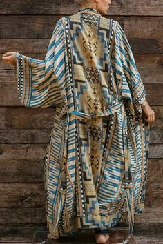 Details: Material:Polyester SIZE(IN) Shoulder Bust Sleeve Length One Size 26.8 55.1 11.8 51.6 Boho Dress Plus Size, Plus Size Beach Wear, Plus Size Dresses, Beach Kimono, Summer Kimono, Summer Cardigan, Long Sleeve Kimono, Nautical Fashion, Nautical Style