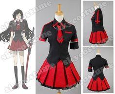 Blood C Kisaragi Saya Cosplay Costume-cosplay costume