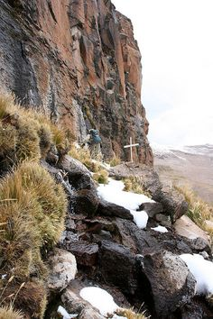 HIKE: Nevado Mismi in the Peruvian Andes - the source of the Amazon River