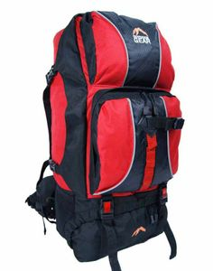 60 Ltr Camping Backpack