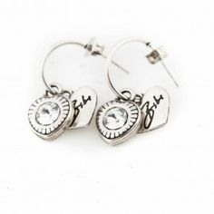 The UK's largest online stockist of the latest Bibi Bijoux Jewellery. Heart Earrings, Drop Earrings, Confident Woman, Wedding Earrings, Jewelry Branding, Swarovski Crystals, Wedding Day, Valentines, Jewellery