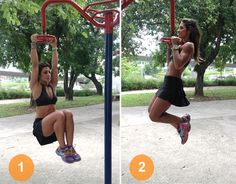 Academia de graça: use os aparelhos de ginástica das praças para ter um corpo bonito - Raquel Salvadori – Na Academia