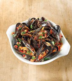 Provençal Mussels Recipe