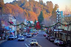 Angels Camp on Hwy 49. One of my fav Gold country towns in the Sierra foothills...ahh!
