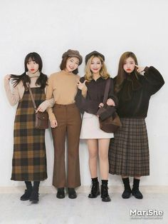 Check out this Stylish korean fashion outfits 4998250487 Korean Fashion Trends, Korean Street Fashion, Korea Fashion, Asian Fashion, 90s Fashion, Girl Fashion, Fashion Looks, Fashion Outfits, Womens Fashion