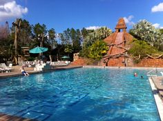 Information about the Moderate Disney Resorts