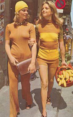 thegikitiki:  1970s Fashion