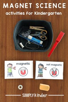 Easy Science: Exploring the Properties of Magnets