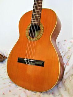 Juan Tejeiro Fiesta solid cedar top vintage classical Spanish guitar new set Classical Guitars, Top Vintage, Spanish, Music Instruments, Guitars, Musical Instruments, Spanish Language, Spain