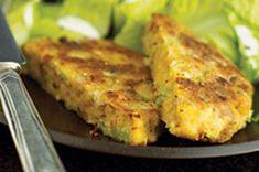 La dinde et la farce s'harmonisent à merveille dans ces galettes cuites à la poêle. Il ne vous reste qu'à compléter le repas par une salade d'accompagnement.