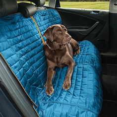 Kurgo Waterproof Loft Bench Seat Cover for Dogs, Blue / Gray ** See this great image @