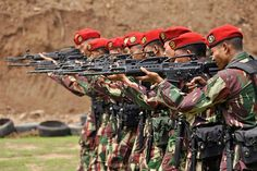 Begini Cara Pendidikan Calon Prajurit Kopassus TNI AD