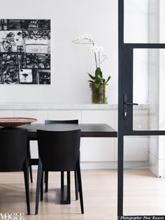 Designer Sally Moore favours understated luxury, a look that she brought to this home in Sydney's eastern suburbs.