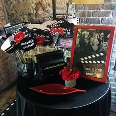 Some Like It Hot Marilyn Monroe Movie Themed Birthday Parties Party Ideas
