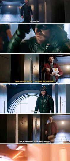 The Flash sneak peek
