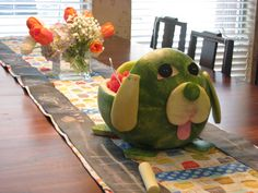 Adorable fruit puppy!!!