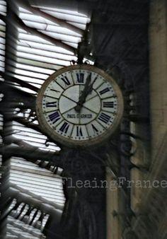 Gare Lyon-FleaingFrance