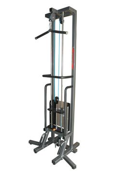 Deltech Fitness Lat Pulldown Machine Home Gyms