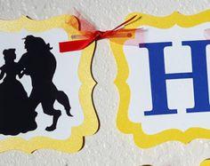 Belleza 6 y el Yoppers fiesta bestia decoración fiesta