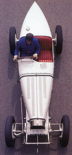 Bugatti Type 35T GP
