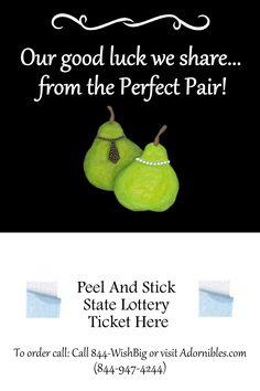 #lotteryticketholders#lotteryticketweddingfavors,#weddingfavors#perfectpair