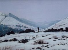 PB25 Looking At Silence By Peter Brook @ The Smithy Gallery | Peter Brook RBA