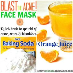 Acne Scar Mask