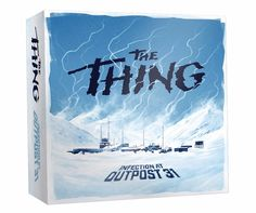 John Carpenter's The Thing Board Game is a thing of beauty | Live for Films