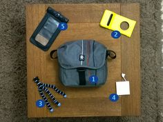 HOW TO: Assemble the best gear for your Nokia Lumia 1020 photography kitbag