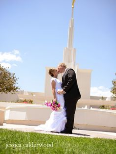 Jessica Calderwood Photography- Denver, Temple wedding photographer