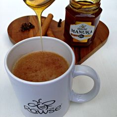 Spiced Vanilla Chai Latte with Manuka Honey | Lilinha Angel's World - UK Parenting Lifestyle Blog