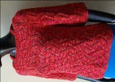 Cropped Eyelet Branch Pullover in Merino 5 superwash - free knit sweater pattern - Crystal Palace Yarns