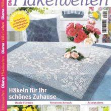 Viele ganze Hefte. Deutsch und mit Anleitungen