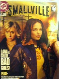 Lot Of 2 Smallville Comics