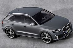 Audi RS Q3, la prima Q supersportiva in prevendita, video - auto.it