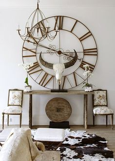 Beautiful, isnt it! We love the large clocks we have in stock, come have a look. Studios in Mumbai, Ahmedabad, Gurgaon, Bangalore and Kolkata