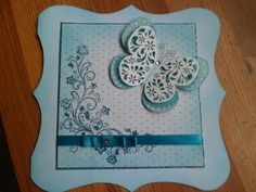 A beautiful butterfly card https://www.facebook.com/CardsBySomerscraft?ref=hl