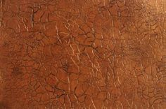 Fresh Paint   Faux Finishes Crackle Leather