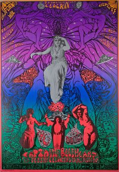 The 'California League of Sexual Freedom' Annual Dance, 1967  The Doors, Captain Beefheart and 13th Floor Elevators