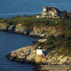 the CastleInn, ocean view Newport RI  ...a Victorian Era experience..loved it!!