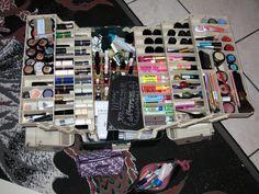 Girls and Makeup.