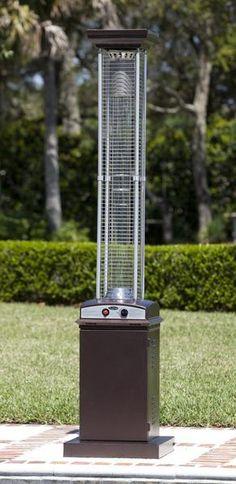 Propane patio heater Table Fire Sense Square Flame Propane Patio Heater Bronze 62224 Pinterest 49 Best Modern Patio Heaters Images Propane Patio Heater Outdoor