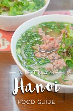 Hanoi, Vietnam - 5 things you have to eat in Old Quarter