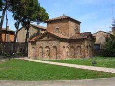 Autore sconosciuto - Mausoleo di Galla Placidia - prima metà del V sec. d.C. - Ravenna ---