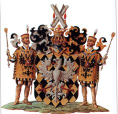 Coat of arms of the Orlov family