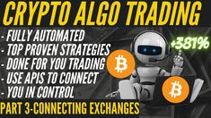 😍💸 How To Connect APIs Binance Exchange Mudrex Passive Income Automated Bots Hands Off Trading Automated Forex Trading, Passive Income, Connection, Hands