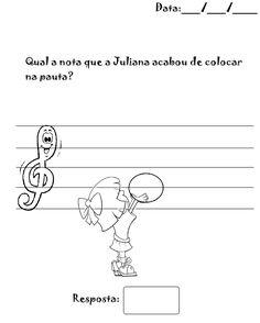ATIVIDADES DE EDUCAÇÃO INFANTIL E MUSICALIZAÇÃO INFANTIL: atividades de musicalização grátis para download