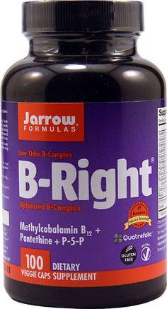 Jarrow Formulas B-Right®