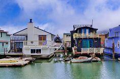 Sausalito the Houseboats 23 | by paspog